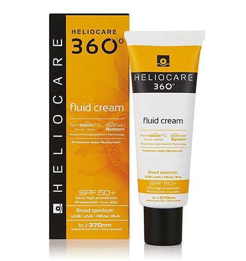 Heliocare 360° Fluid SPF 50+